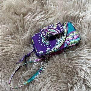 Handbags - Vera Bradley wristlet